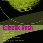 Affiche - Eclectik affiche V3