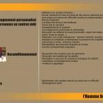 Chemise L'Homme Debout Verso