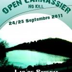 Affiche concours de pêche